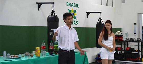 brasilutas inaugura