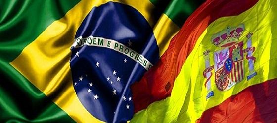 Brasil-Espanha-bandeiras